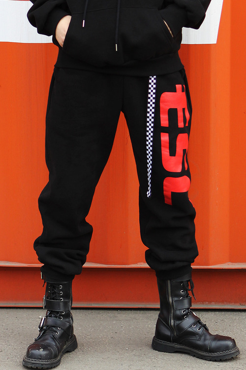 racing pants(black)