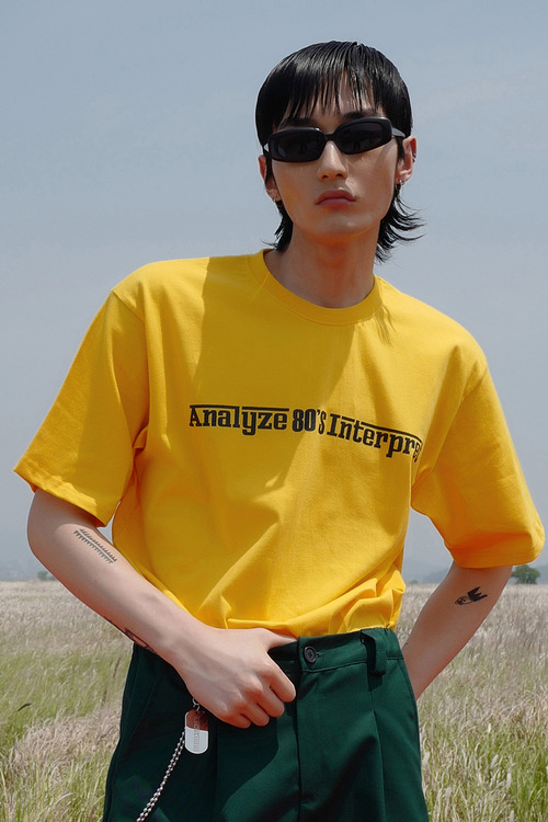 yellow flags T-shirt