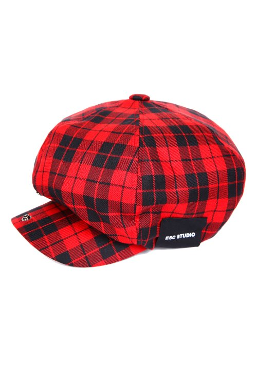 Hunting cap(check)